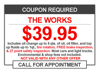The Works $29.95 coupon